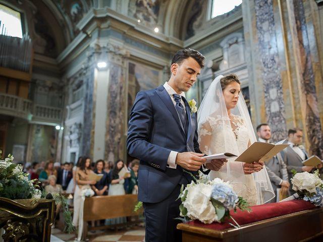 Il matrimonio di Marco e Chiara a Fiorano Modenese, Modena 21