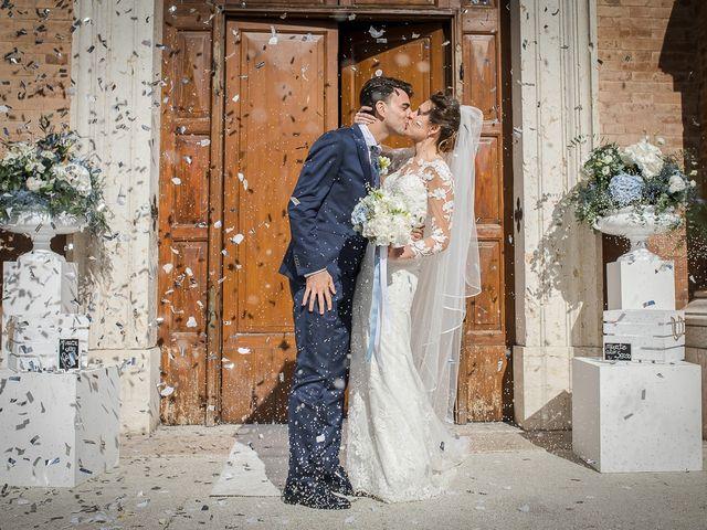 Il matrimonio di Marco e Chiara a Fiorano Modenese, Modena 27