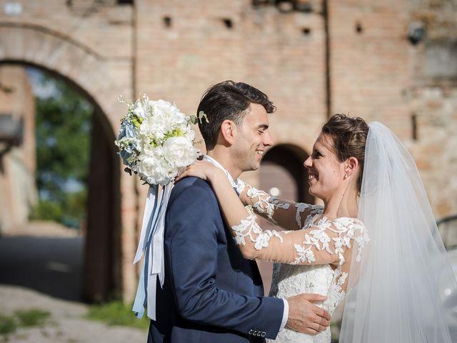 Il matrimonio di Marco e Chiara a Fiorano Modenese, Modena 33