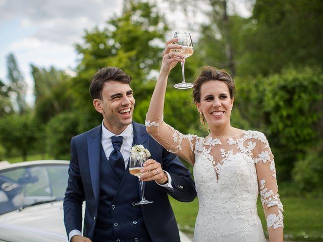 Il matrimonio di Marco e Chiara a Fiorano Modenese, Modena 43