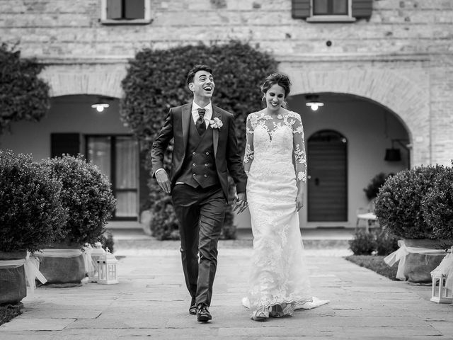 Il matrimonio di Marco e Chiara a Fiorano Modenese, Modena 54