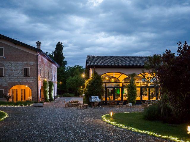 Il matrimonio di Marco e Chiara a Fiorano Modenese, Modena 56