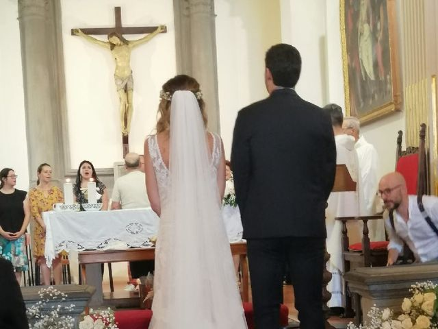 Il matrimonio di Matteo e Melissa a Firenze, Firenze 2