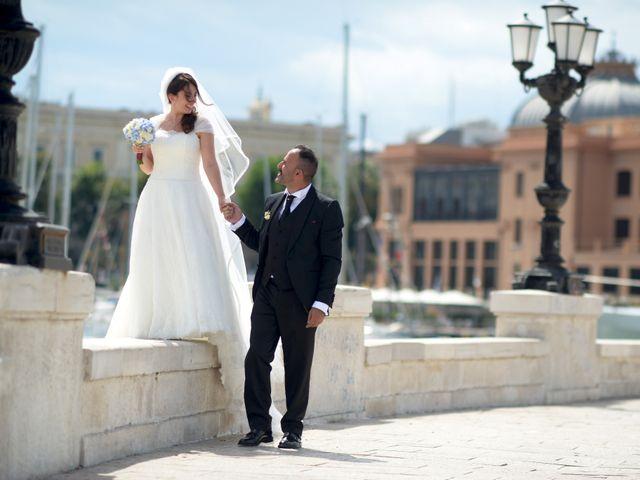 Il matrimonio di Vincenzo e Mariana a Bari, Bari 33