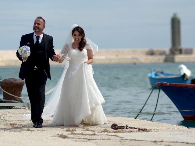 Il matrimonio di Vincenzo e Mariana a Bari, Bari 38