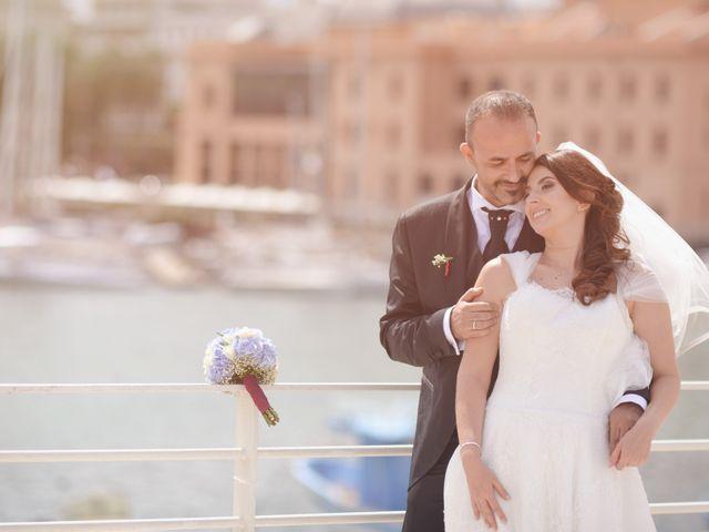 Il matrimonio di Vincenzo e Mariana a Bari, Bari 1