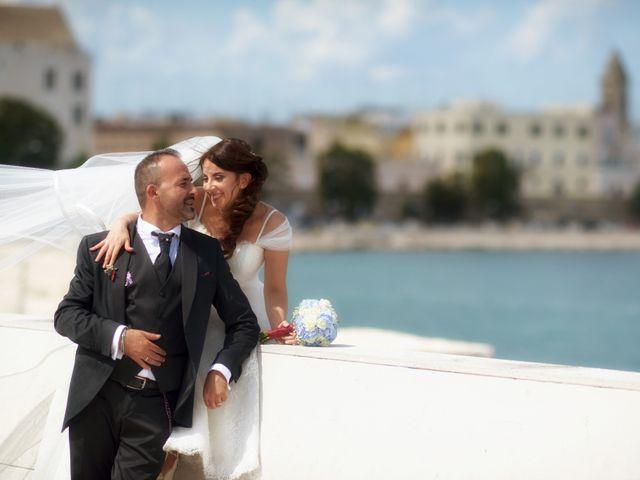 Il matrimonio di Vincenzo e Mariana a Bari, Bari 42