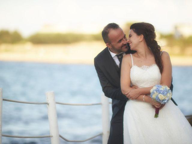 Le nozze di Mariana e Vincenzo