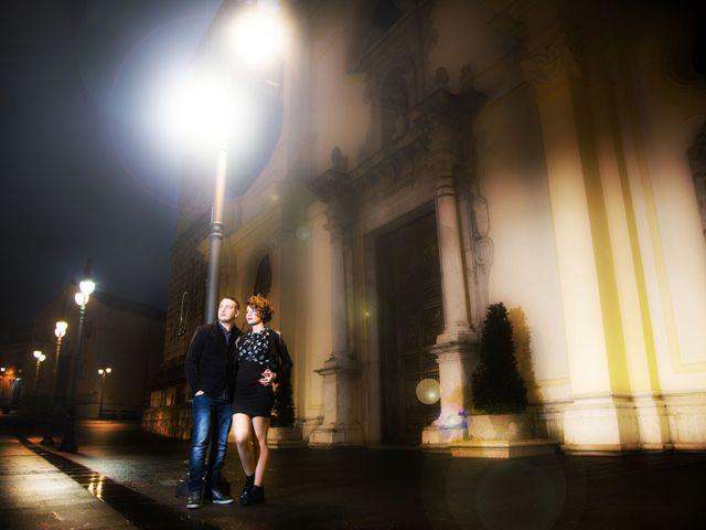 Il matrimonio di Carlo e Chiara a Solofra, Avellino 1
