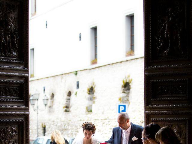 Il matrimonio di Carlo e Chiara a Solofra, Avellino 17