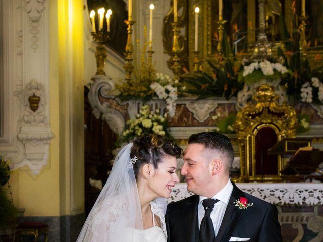Il matrimonio di Carlo e Chiara a Solofra, Avellino 22