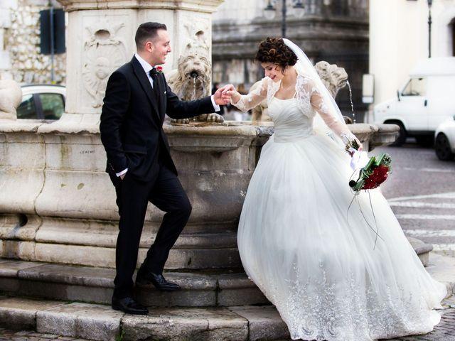 Il matrimonio di Carlo e Chiara a Solofra, Avellino 24