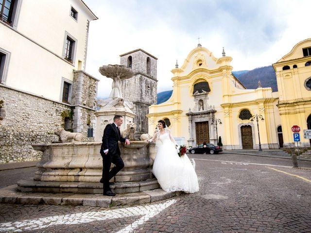 Il matrimonio di Carlo e Chiara a Solofra, Avellino 25