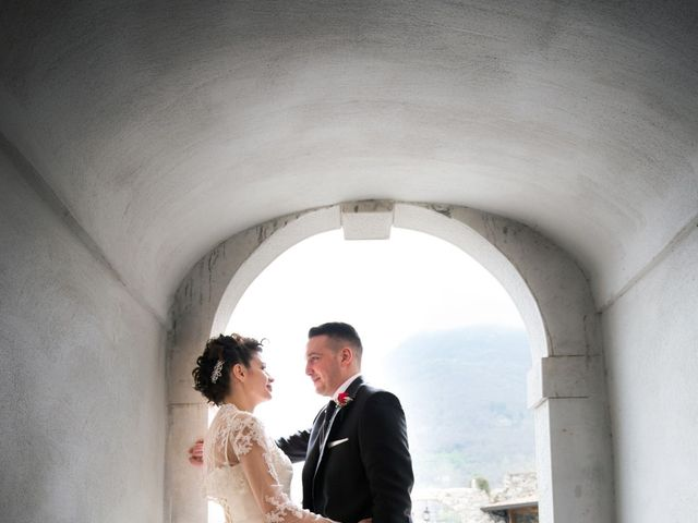 Il matrimonio di Carlo e Chiara a Solofra, Avellino 28