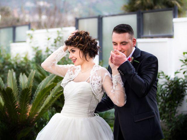 Il matrimonio di Carlo e Chiara a Solofra, Avellino 38
