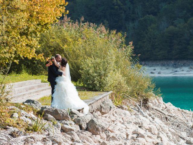 Le nozze di Federica e Loris