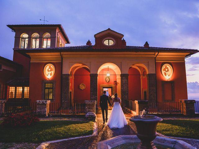 Il matrimonio di Francesco e Francesca a Roma, Roma 1