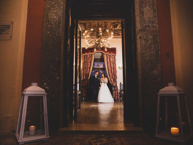 Il matrimonio di Francesco e Francesca a Roma, Roma 3