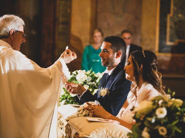 Il matrimonio di Francesco e Francesca a Roma, Roma 15
