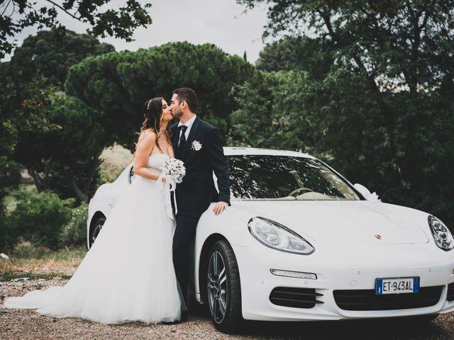 Il matrimonio di Francesco e Francesca a Roma, Roma 16