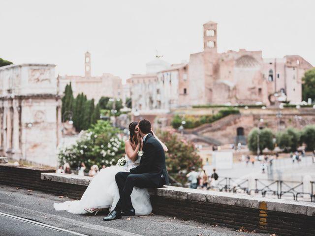 Il matrimonio di Francesco e Francesca a Roma, Roma 18
