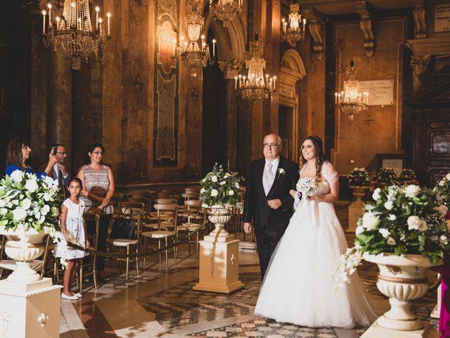 Il matrimonio di Francesco e Francesca a Roma, Roma 21