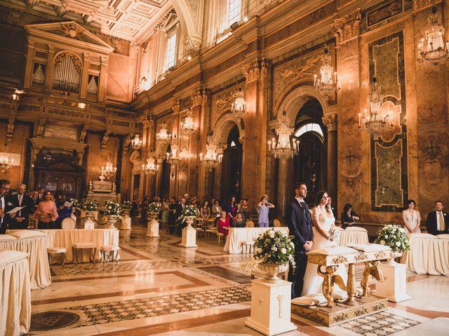 Il matrimonio di Francesco e Francesca a Roma, Roma 22