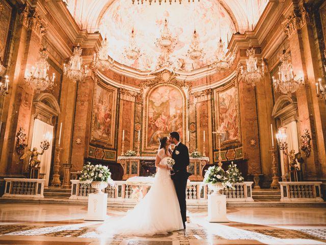 Il matrimonio di Francesco e Francesca a Roma, Roma 25