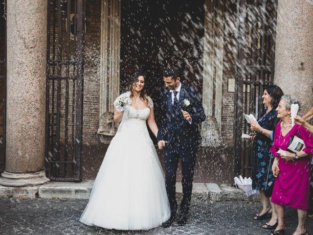 Il matrimonio di Francesco e Francesca a Roma, Roma 26