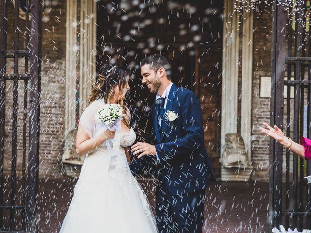 Il matrimonio di Francesco e Francesca a Roma, Roma 27
