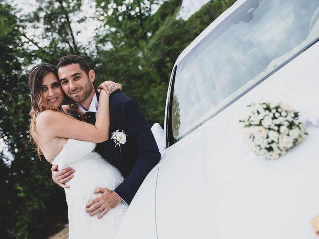 Il matrimonio di Francesco e Francesca a Roma, Roma 28