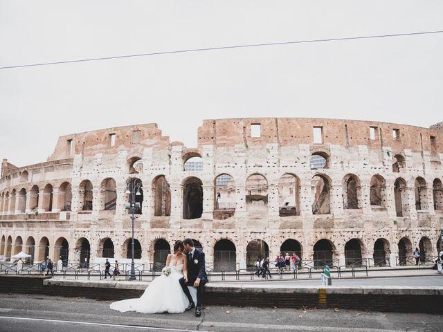 Il matrimonio di Francesco e Francesca a Roma, Roma 30