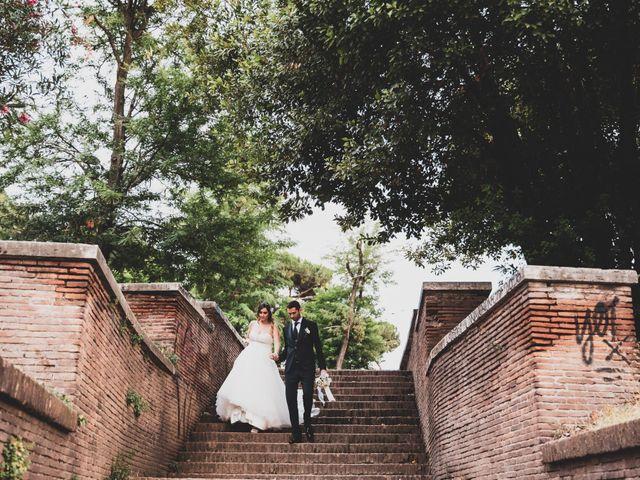 Il matrimonio di Francesco e Francesca a Roma, Roma 31