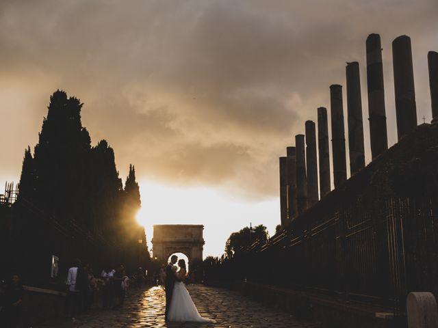 Il matrimonio di Francesco e Francesca a Roma, Roma 33