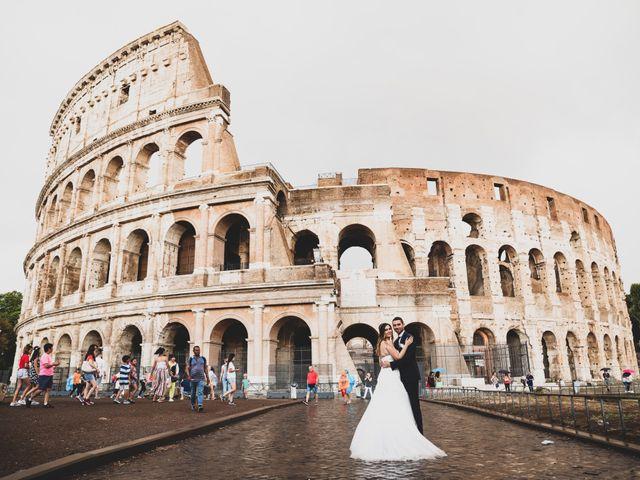 Il matrimonio di Francesco e Francesca a Roma, Roma 34