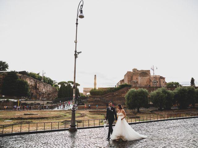 Il matrimonio di Francesco e Francesca a Roma, Roma 35
