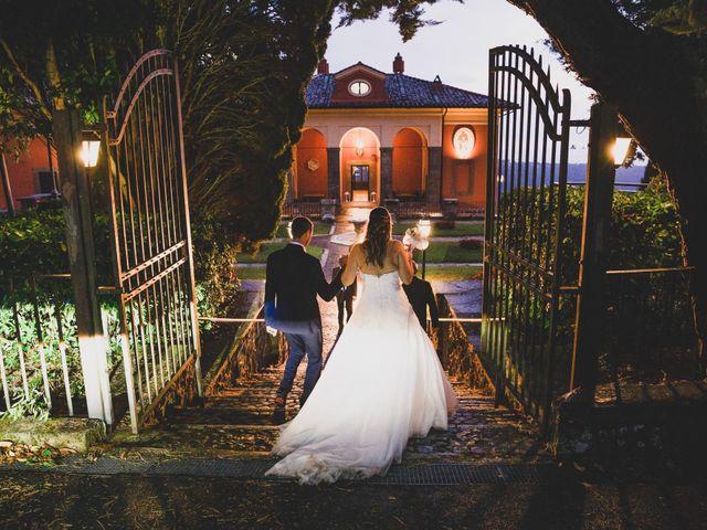 Il matrimonio di Francesco e Francesca a Roma, Roma 42