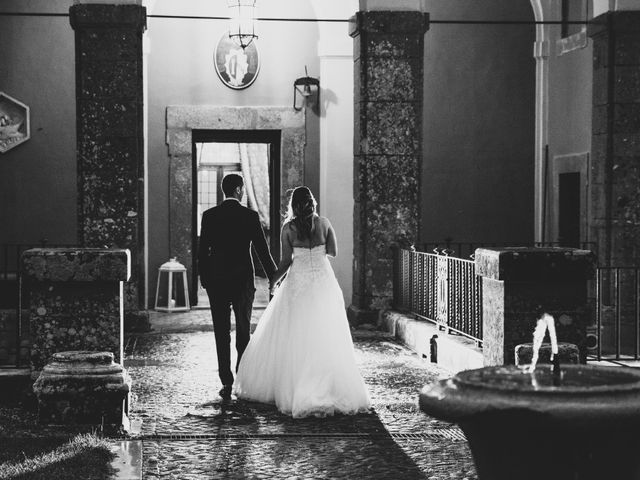 Il matrimonio di Francesco e Francesca a Roma, Roma 43