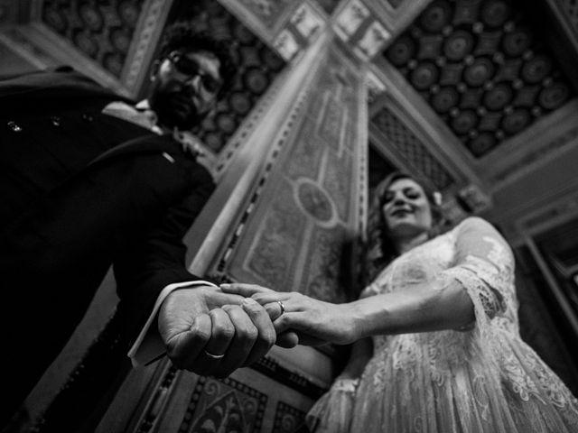 Il matrimonio di Salvo e Arianna a Messina, Messina 22