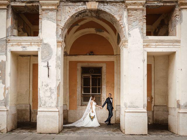 Le nozze di Daniele e Sepideh