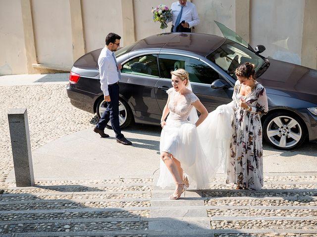 Il matrimonio di Matteo e Nicoletta a Oliveto Lario, Lecco 19
