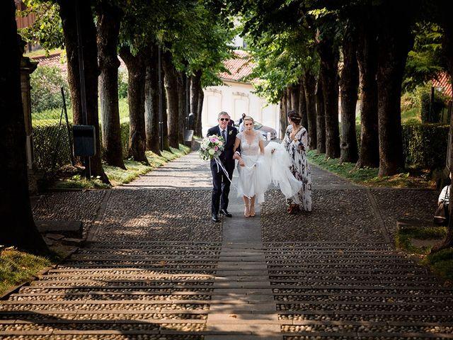 Il matrimonio di Matteo e Nicoletta a Oliveto Lario, Lecco 20