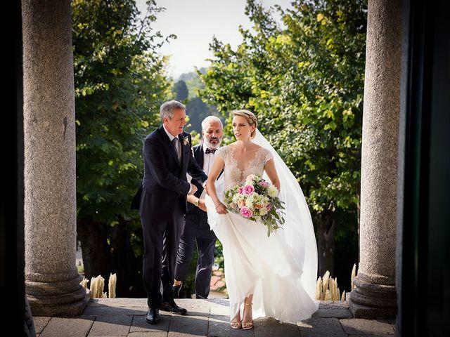 Il matrimonio di Matteo e Nicoletta a Oliveto Lario, Lecco 21