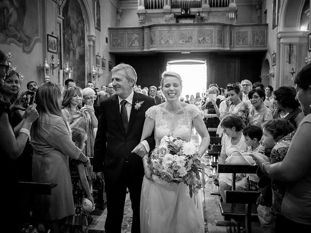Il matrimonio di Matteo e Nicoletta a Oliveto Lario, Lecco 22