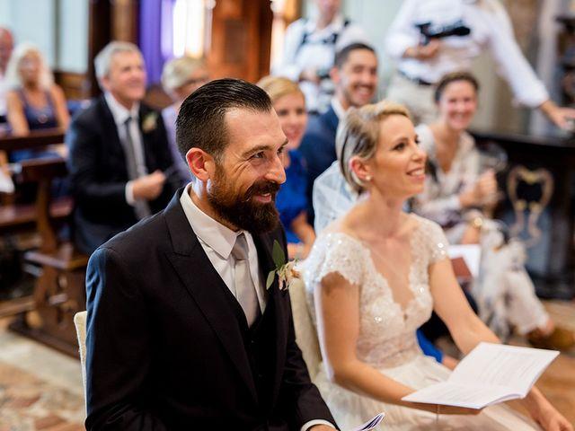 Il matrimonio di Matteo e Nicoletta a Oliveto Lario, Lecco 23