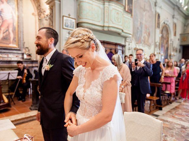 Il matrimonio di Matteo e Nicoletta a Oliveto Lario, Lecco 25