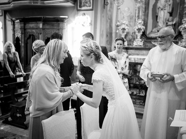 Il matrimonio di Matteo e Nicoletta a Oliveto Lario, Lecco 26
