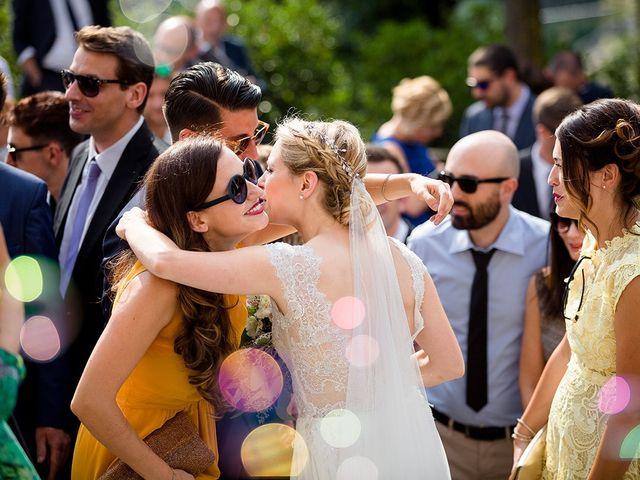 Il matrimonio di Matteo e Nicoletta a Oliveto Lario, Lecco 29