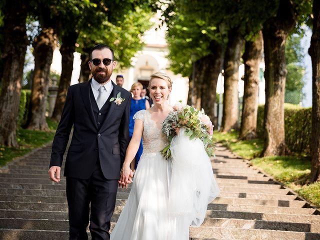 Il matrimonio di Matteo e Nicoletta a Oliveto Lario, Lecco 30