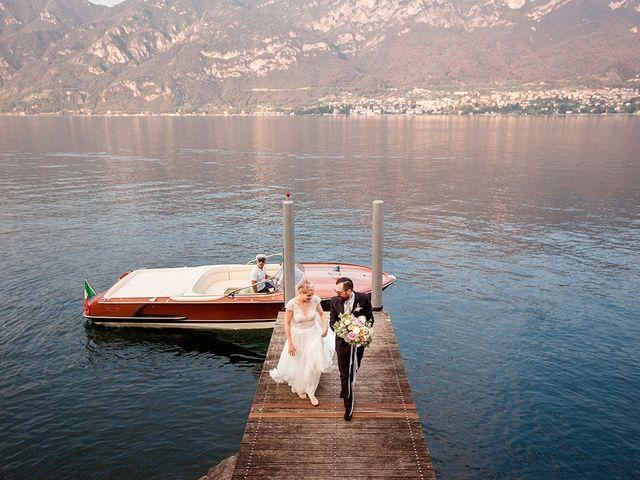 Il matrimonio di Matteo e Nicoletta a Oliveto Lario, Lecco 40
